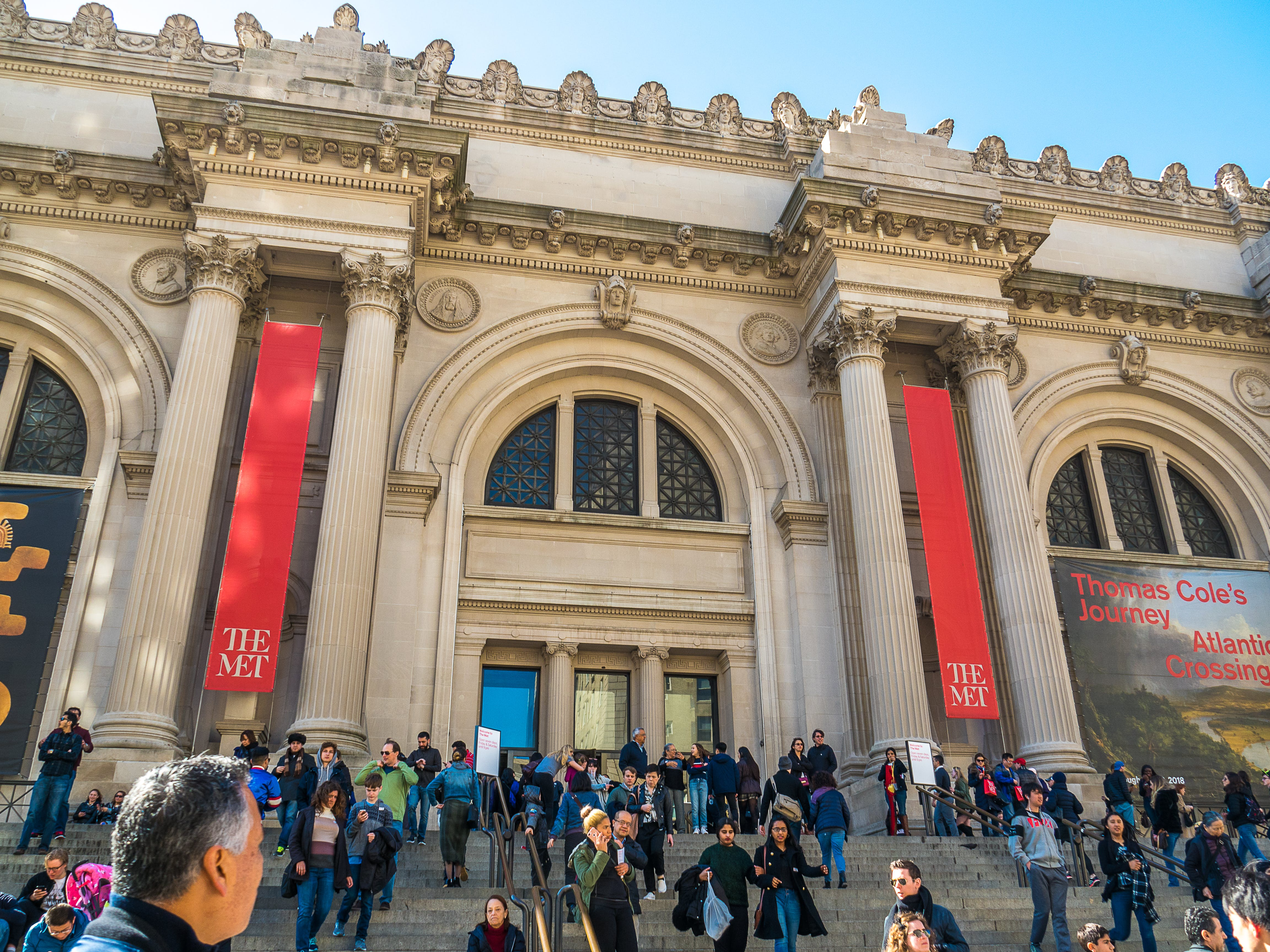Free stock photo of Museum of Modern Art, the met