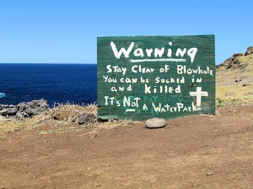 Free stock photo of blowhole, hawaii, maui