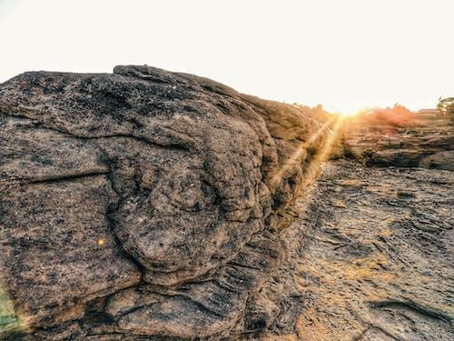 Бесплатное стоковое фото с геология, горы, живописный, закат