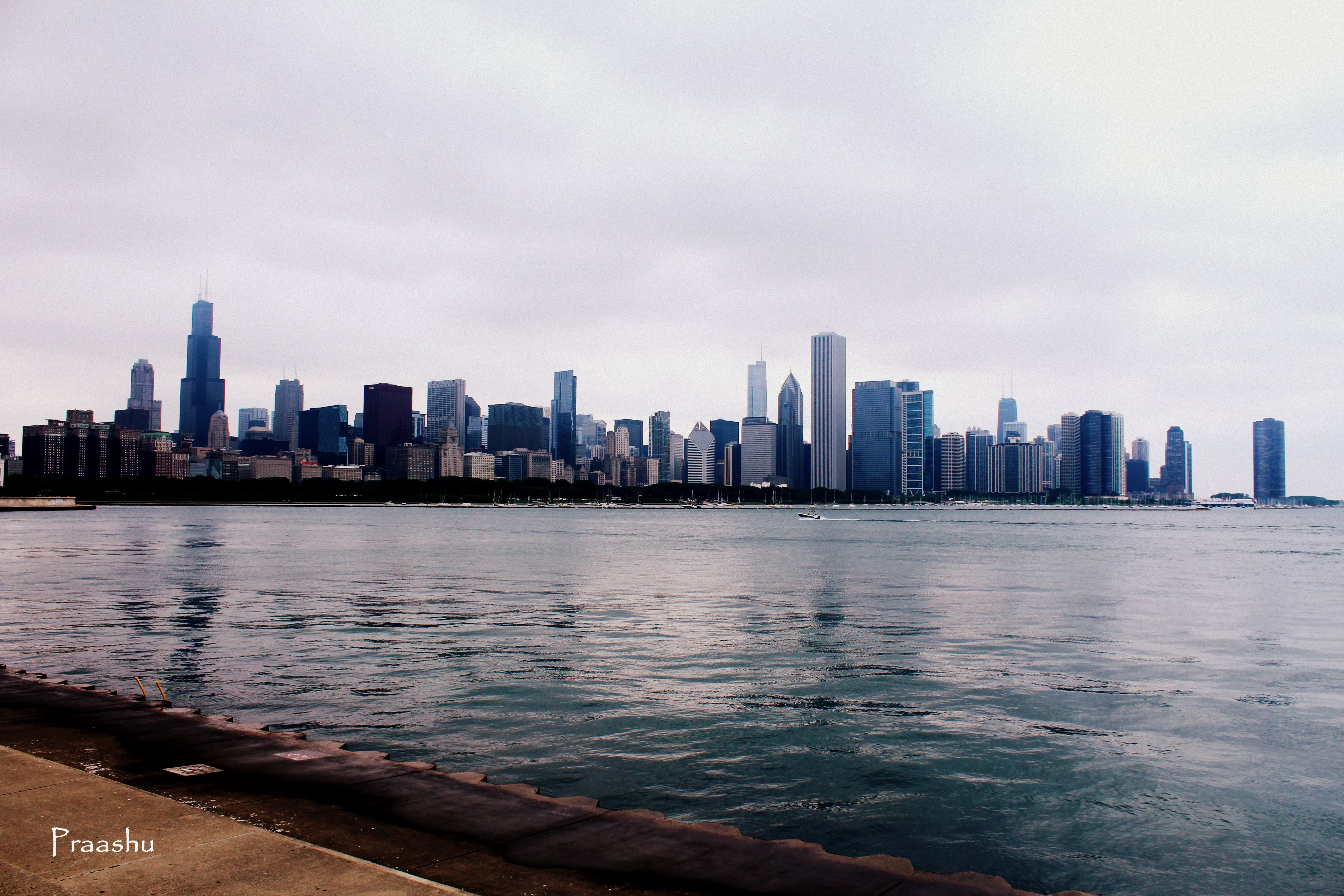 Free stock photo of water, beauty, downtown, chicago
