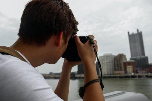 คลังภาพถ่ายฟรี ของ การถ่ายภาพ, ช่างภาพ, ท้องฟ้า, เมือง
