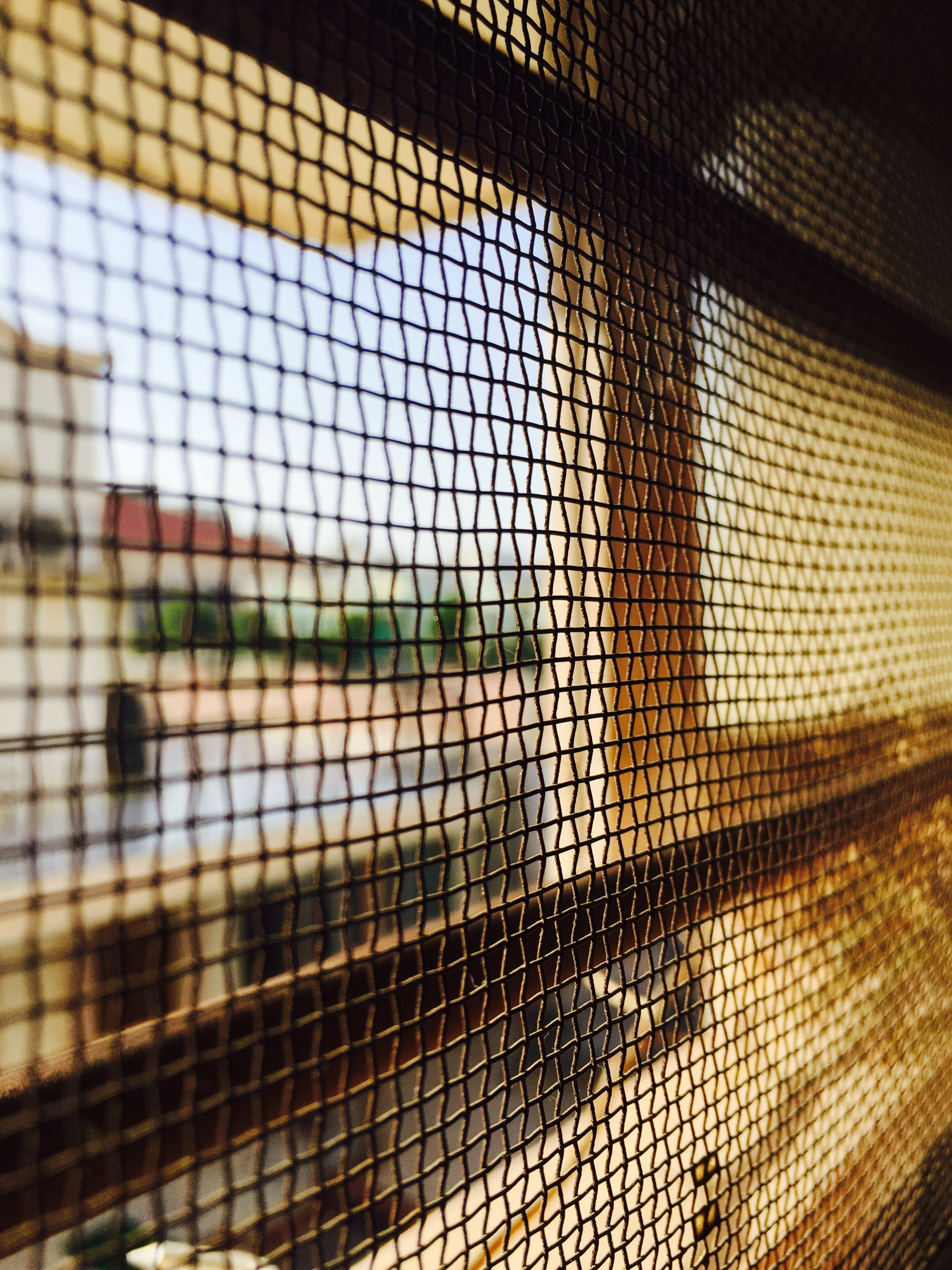 Free stock photo of bedroom, golden hour, grid, grill