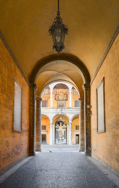 Ảnh lưu trữ miễn phí về hành lang, kiến trúc, nhà thờ, Tòa nhà