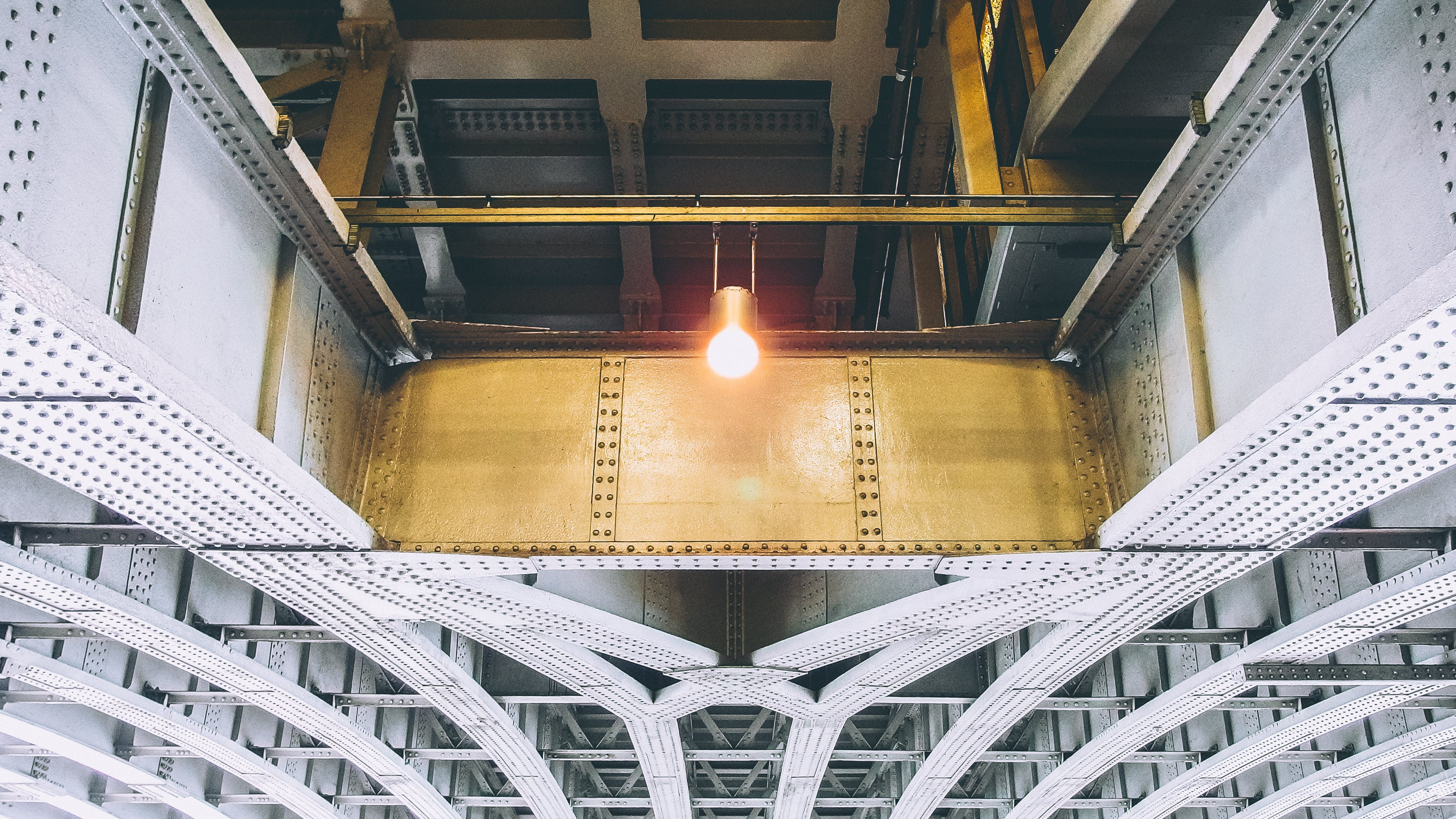 Free stock photo of bridge, construction, light, london