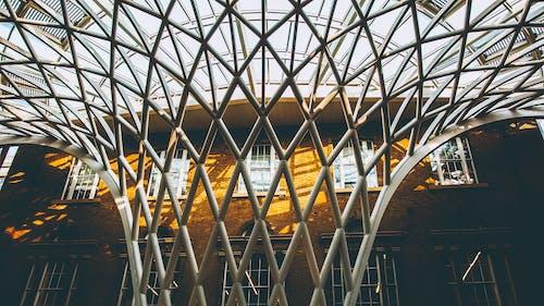 Gratis stockfoto met gebouw, hedendaagse architectuur, Londen, station