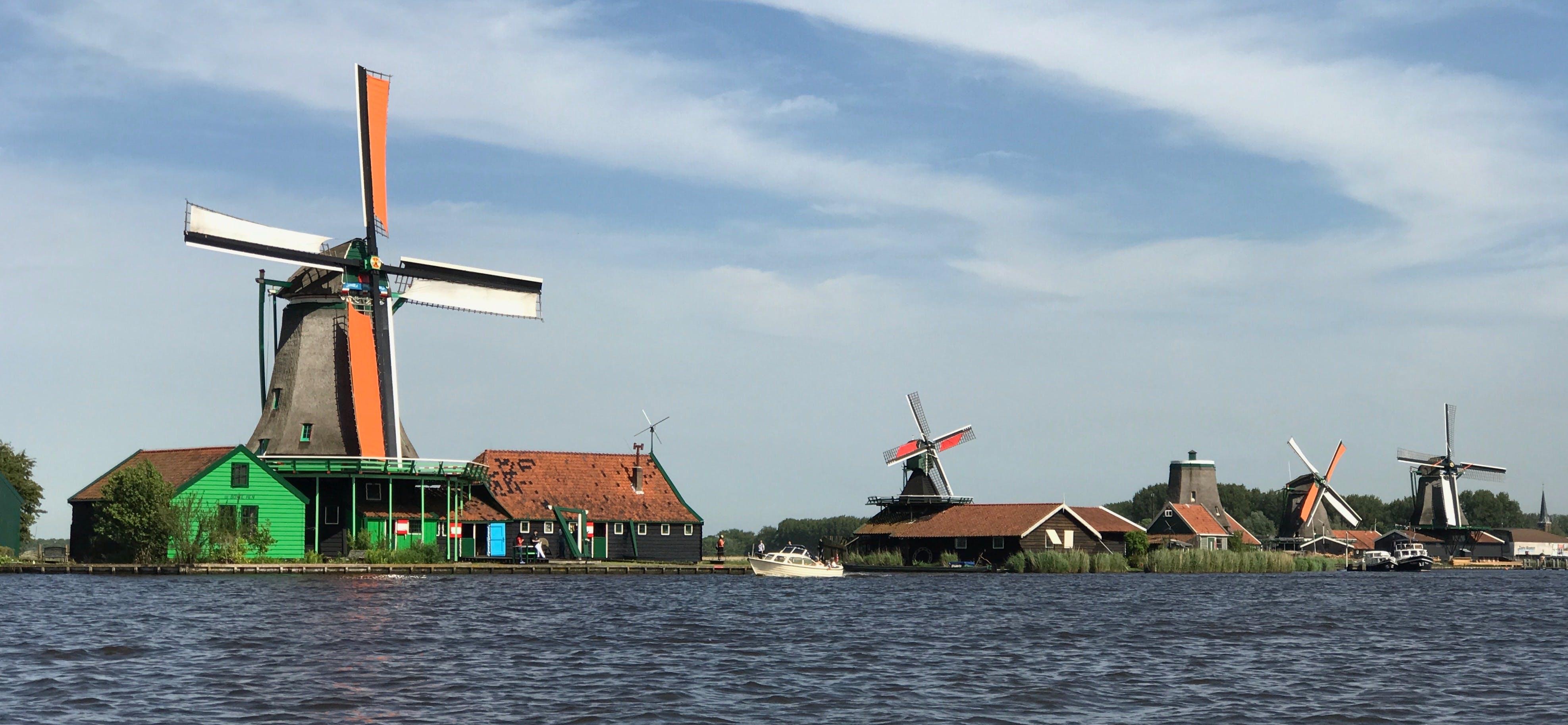Безкоштовне стокове фото на тему «вітряки»