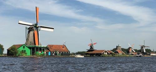 Ilmainen kuvapankkikuva tunnisteilla tuulimyllyt