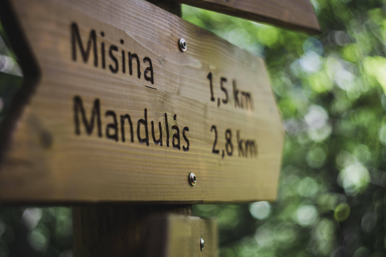 Close-Up Photography of Signage