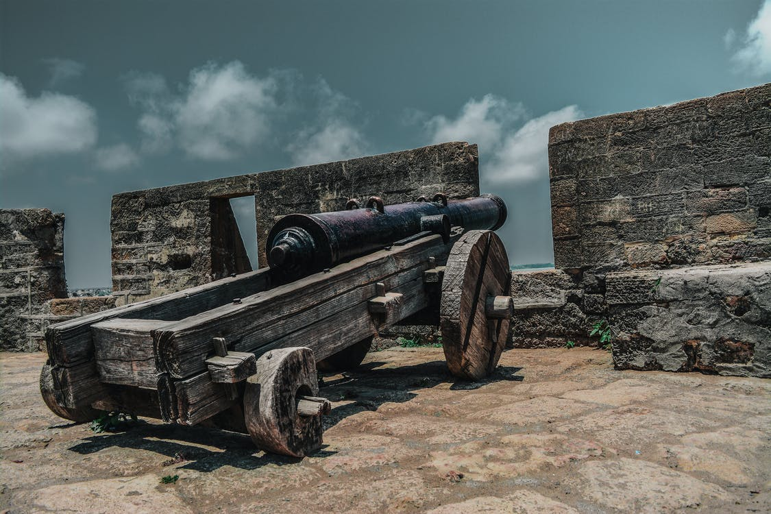 canon, армия, архитектура