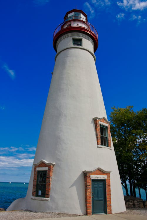Free stock photo of light house, lighthouse, marblehead, marblehead light