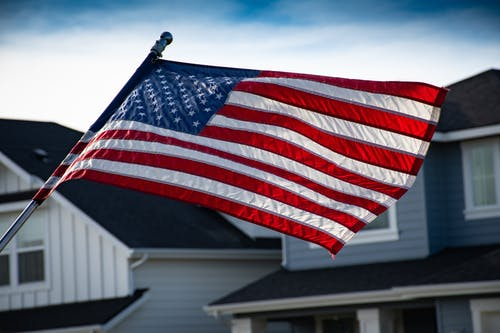 Gratis stockfoto met Amerika, Amerikaanse vlag, close-up, concentratie
