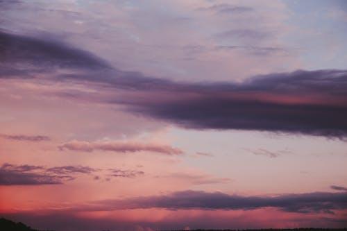 Immagine gratuita di acqua, cielo, cielo di sera, nuvole