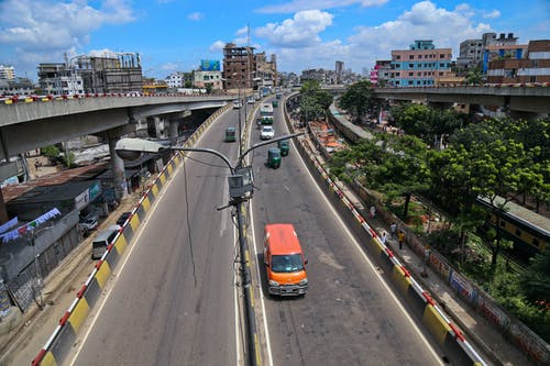 Free stock photo of flyovers in bangladesh