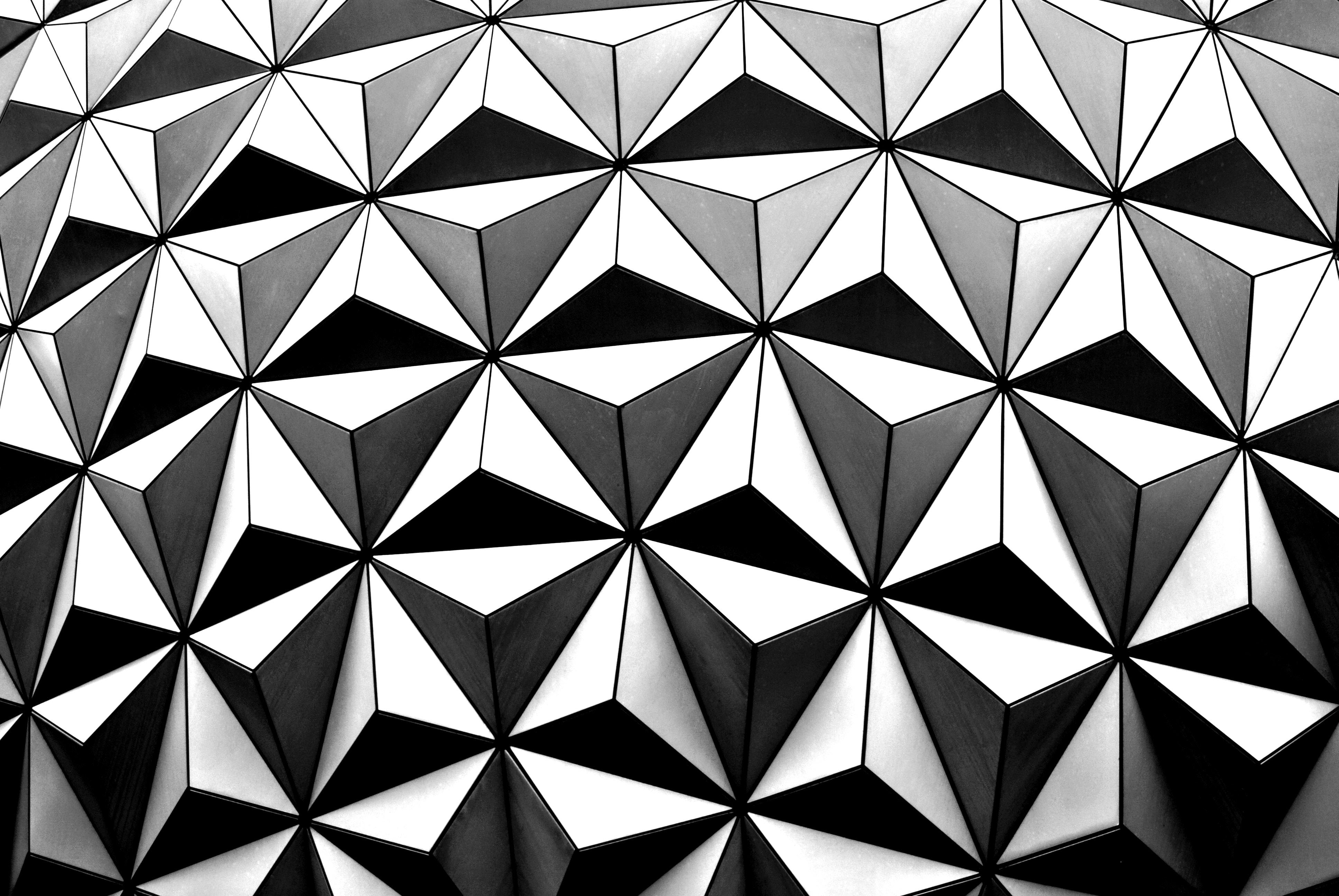 Line Art Software Free Download : Black and white diamond shape wallpaper · free stock photo