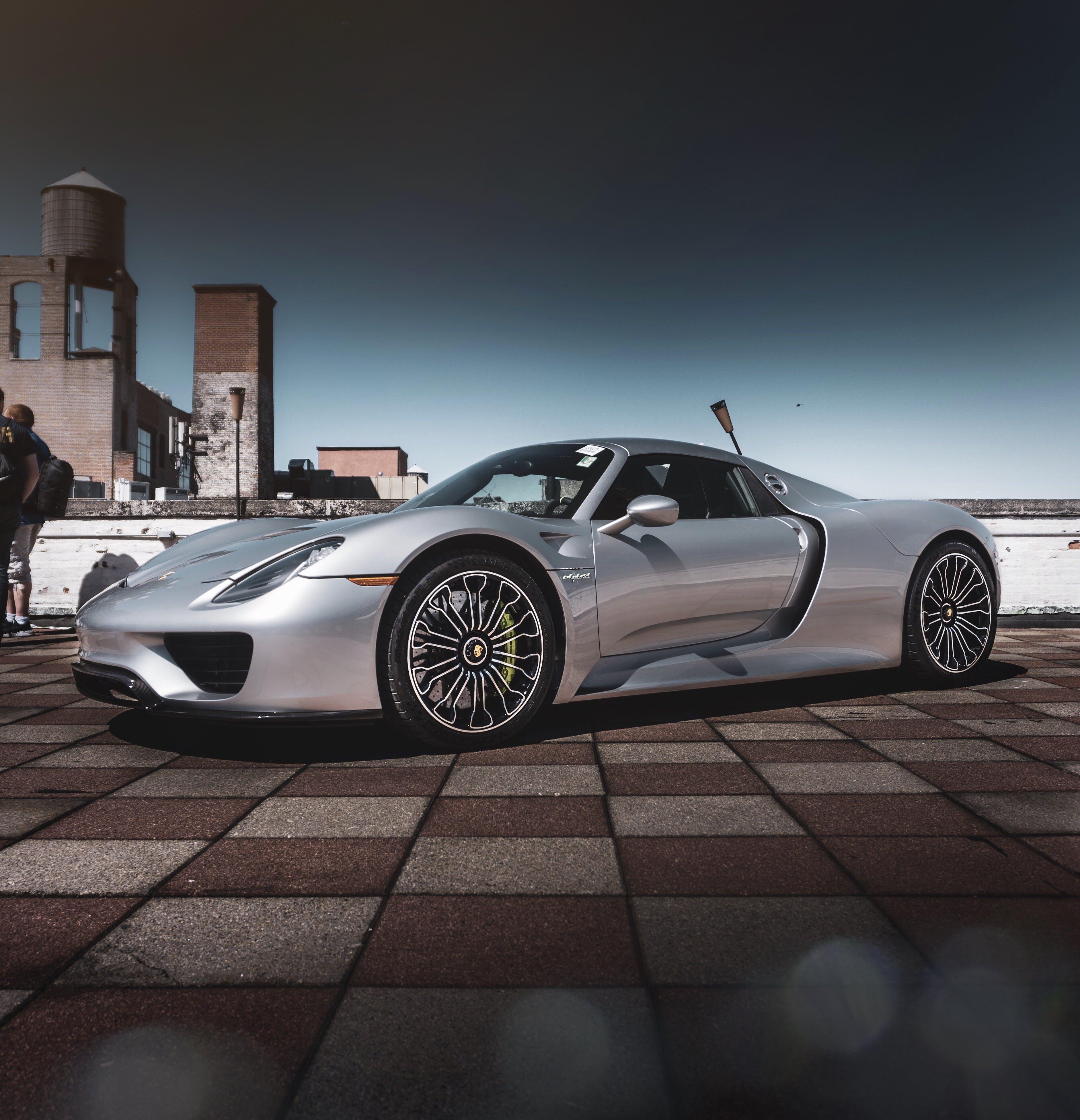 Free stock photo of 918, car, porsche, supercar