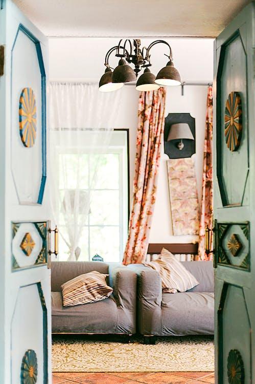 appartamento, camera, comfort