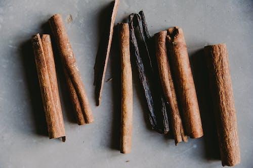 Ingyenes stockfotó aromás, fahéj, finom, fűszer témában