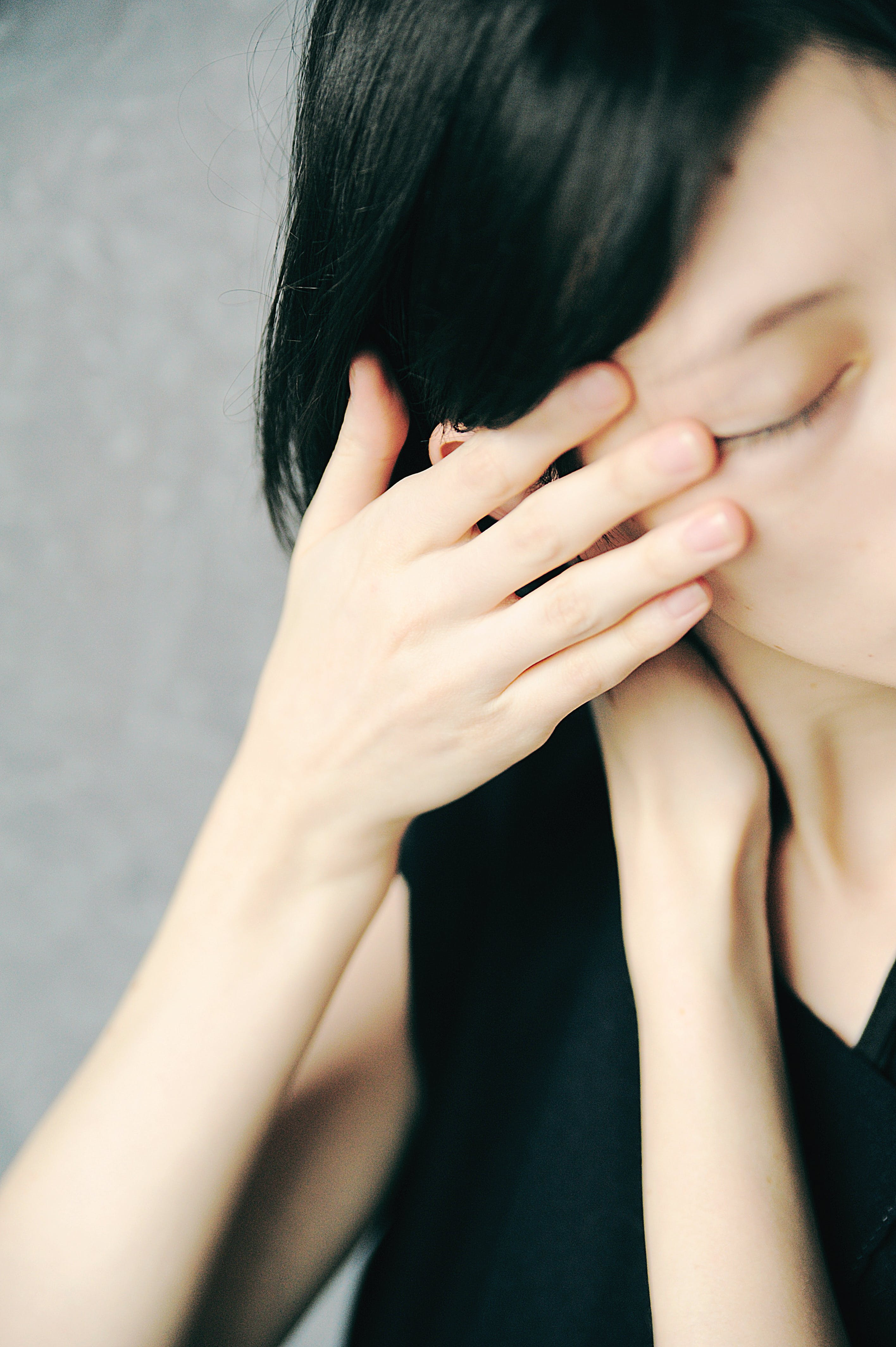 Gratis lagerfoto af berøring, fingre, hånd, hår