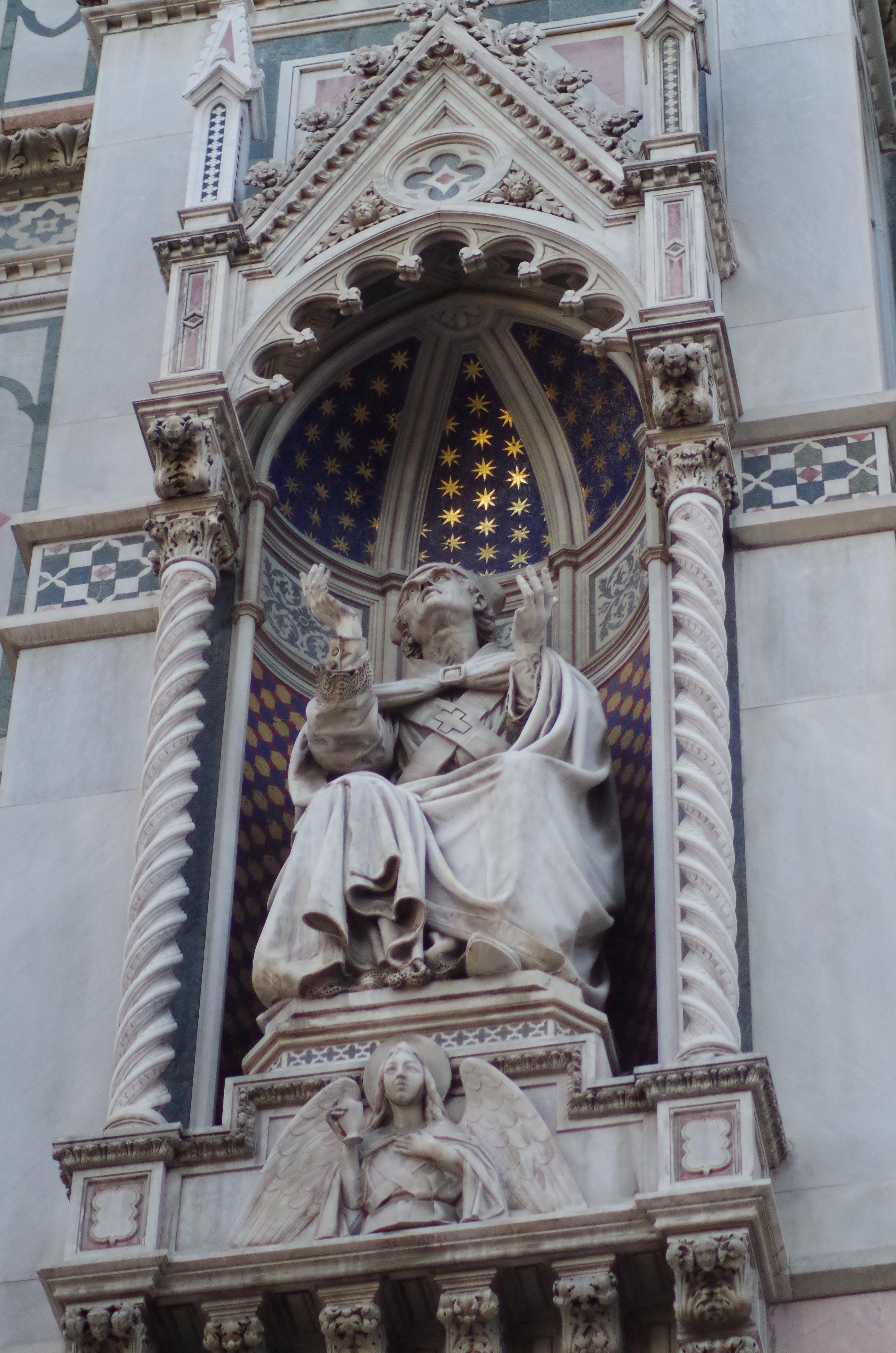 Kostenloses Stock Foto zu architektur, kirche, kunst, skulptur