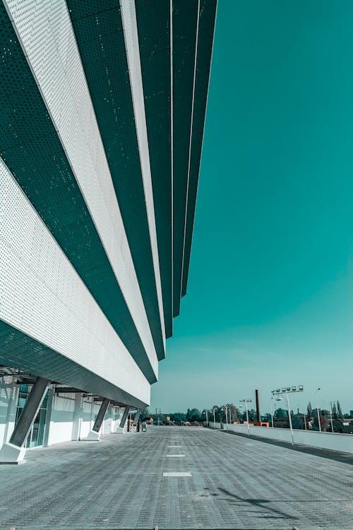建物, 建築, 空, 通りの無料の写真素材