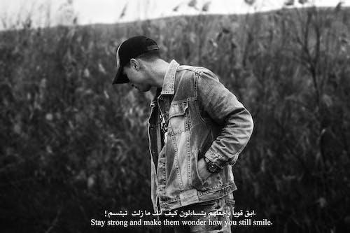 Ingyenes stockfotó arab, Farmer, fekete-fehér, fiú témában