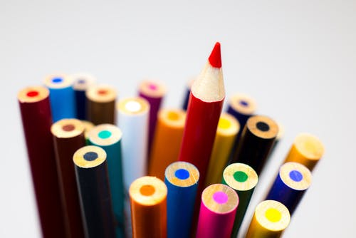 Free stock photo of best, color pencil, colored pencils