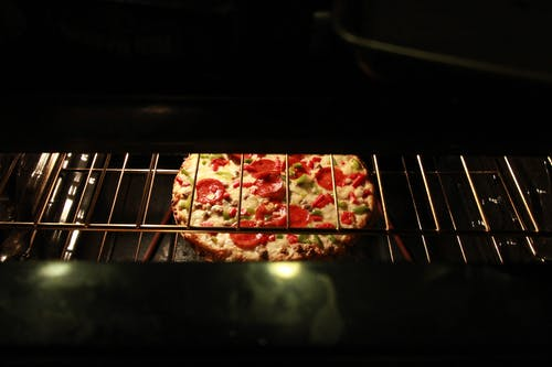 Free stock photo of creative, oven pizza, pizza