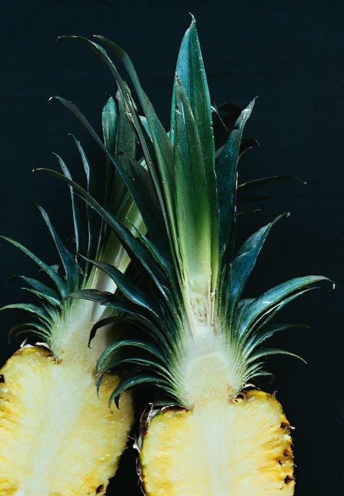 Бесплатное стоковое фото с ананас, ананасы, еда, тропический