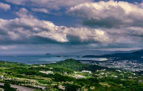 Ingyenes stockfotó felhő, felhős ég, felhőtenger témában