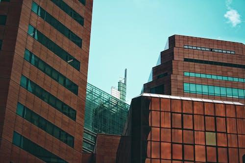 Gratis lagerfoto af arkitektur, by, bymidte, moderne arkitektur