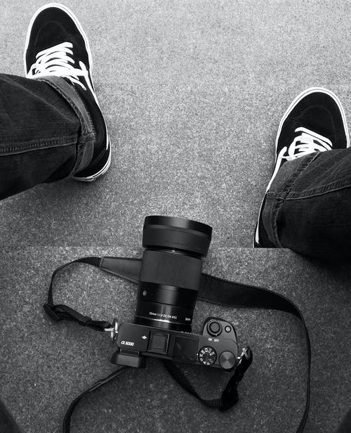 Free stock photo of 6000, alpha, black and white, camera