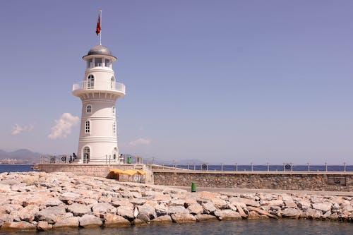 Foto d'estoc gratuïta de alanya, atracció turística, blau, carretera