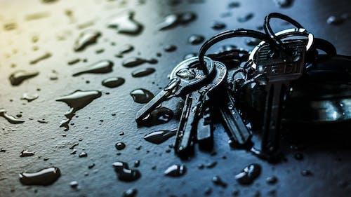 Бесплатное стоковое фото с бесплатные обои, капли воды, ключ, обои
