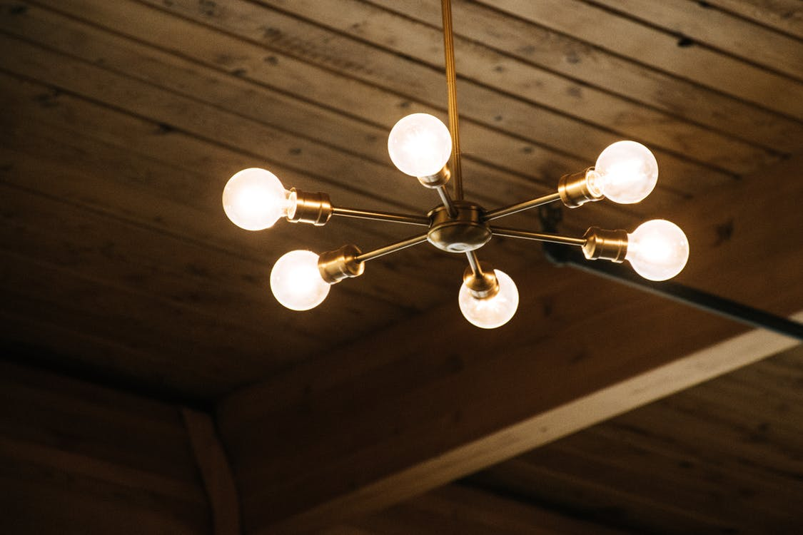 Arsitektur, bohlam, bola lampu