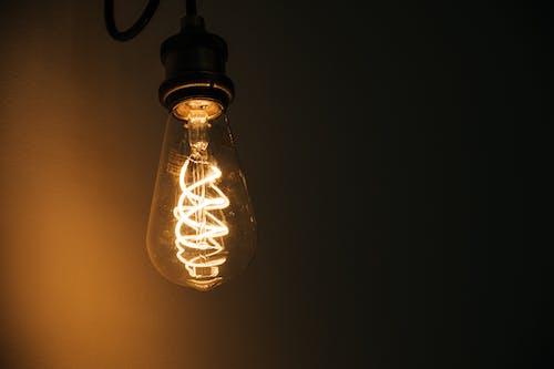 가벼운, 불이 켜진, 에너지, 전기의 무료 스톡 사진