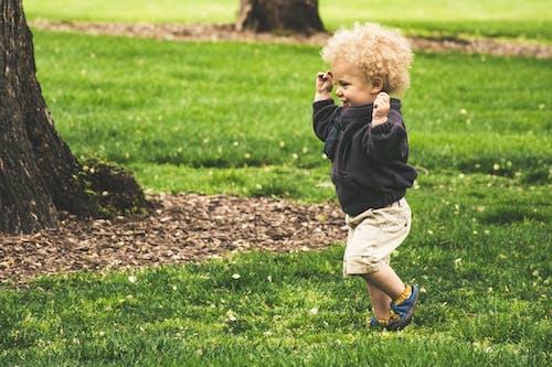 Photo Of Toddler Running