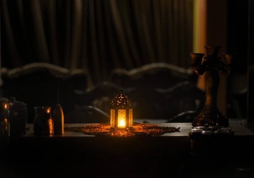 Free stock photo of ambiance, blur, candle