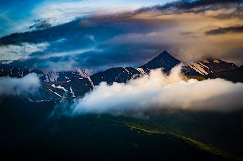 Foto d'estoc gratuïta de alba, muntanya, natura, naturalesa