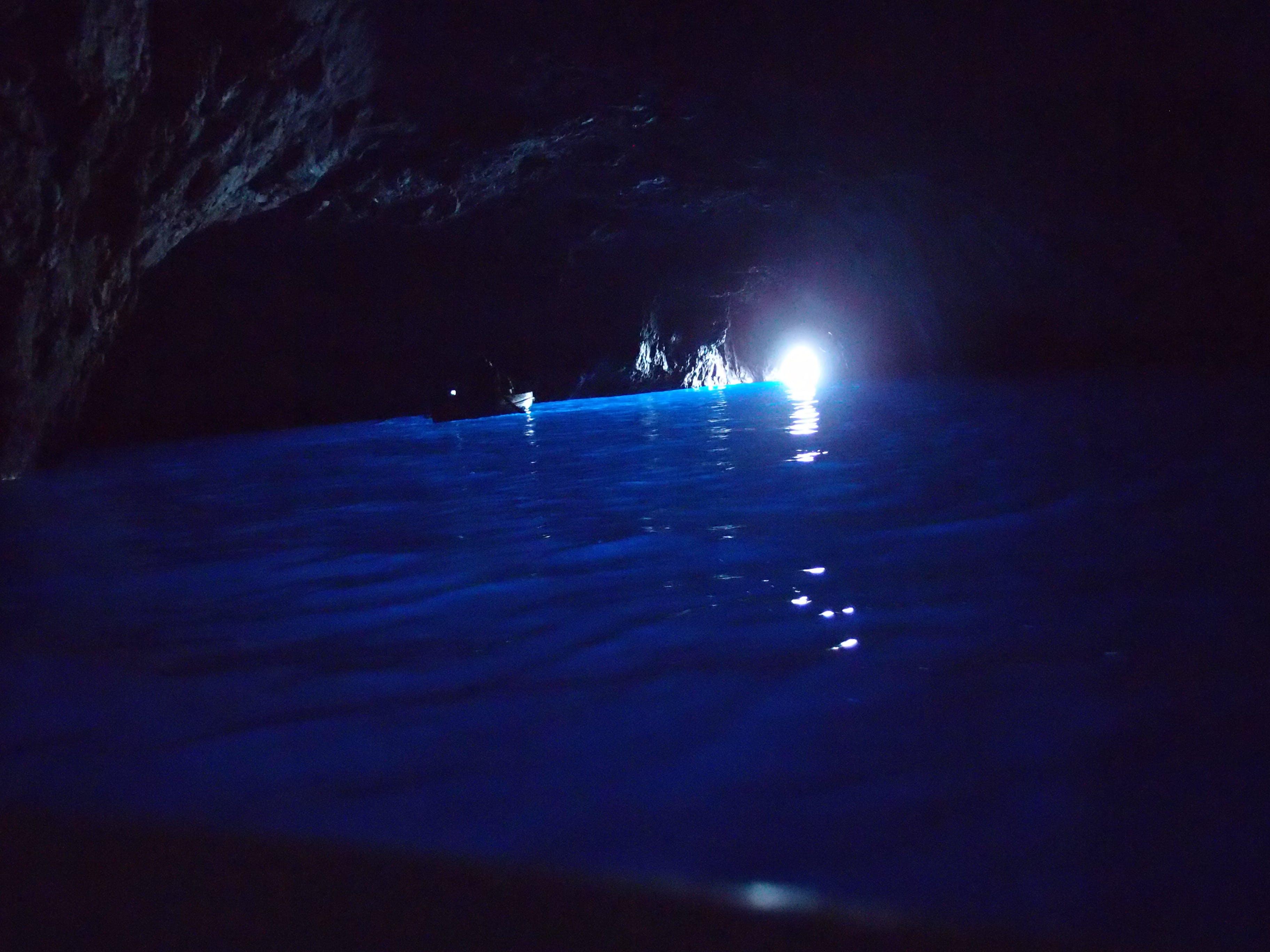Free stock photo of Blue Grotto, capri, italy