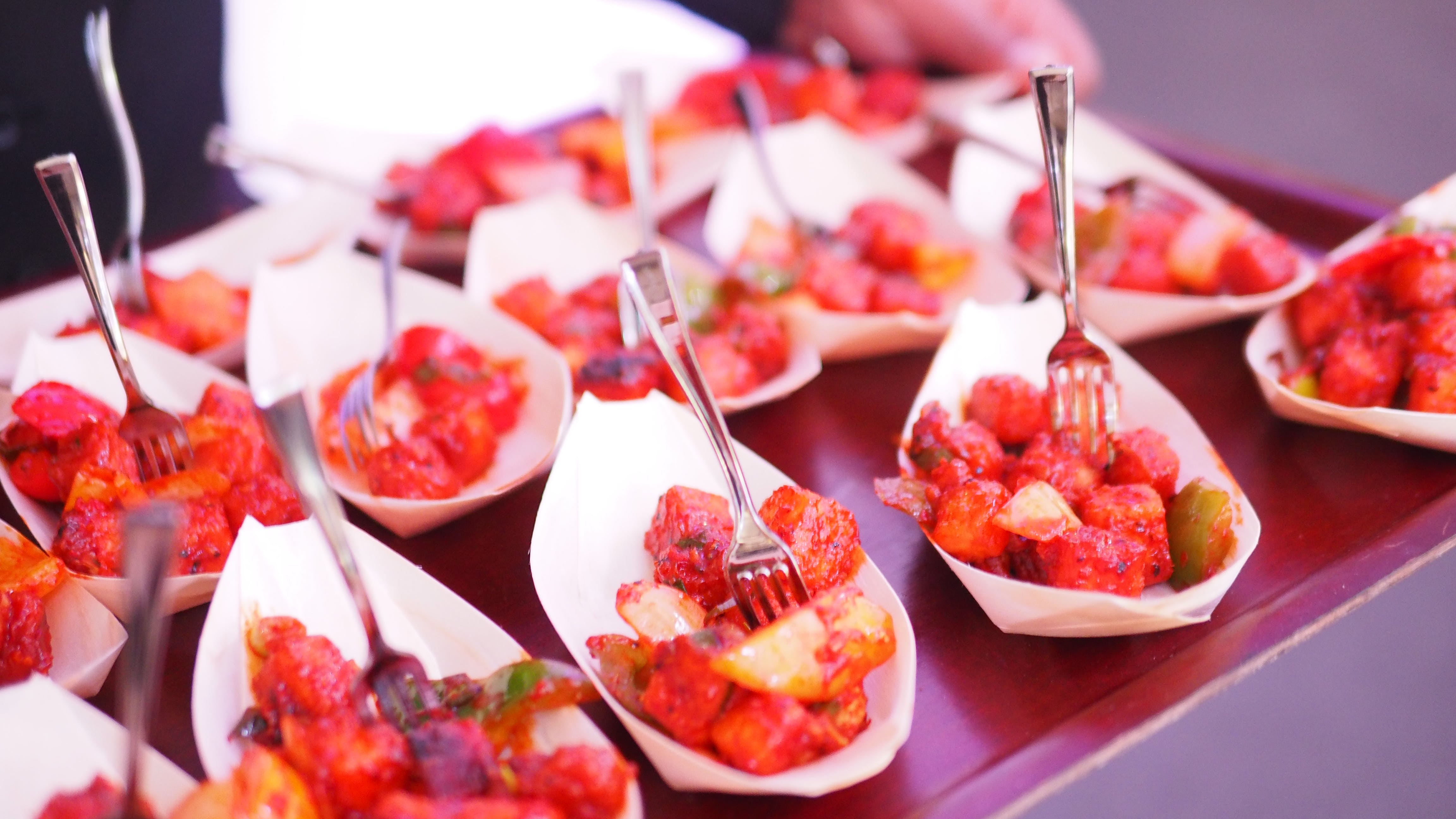Free stock photo of catering, event food, indian, indian food