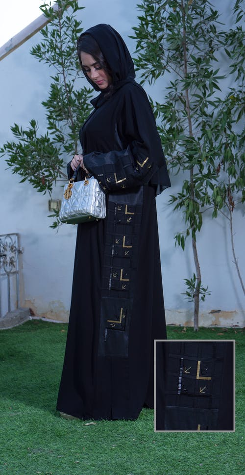 Free stock photo of abaya, arabic, arabic fashion