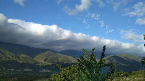 Free stock photo of clouds, mountain, rain