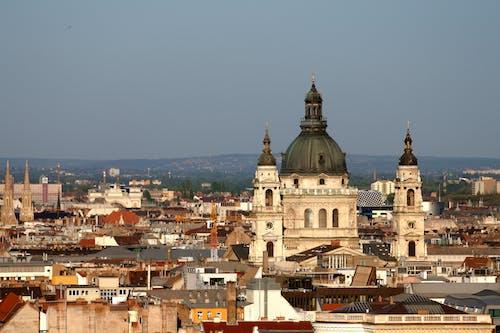 Fotobanka sbezplatnými fotkami na tému bazilika, Budapešť, historicky, mesto