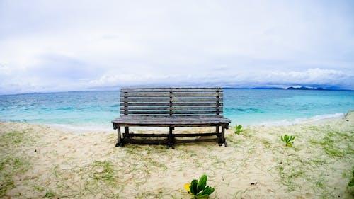 Бесплатное стоковое фото с siargao, surigao, белый песок, вода