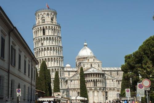 Free stock photo of pisa, tower