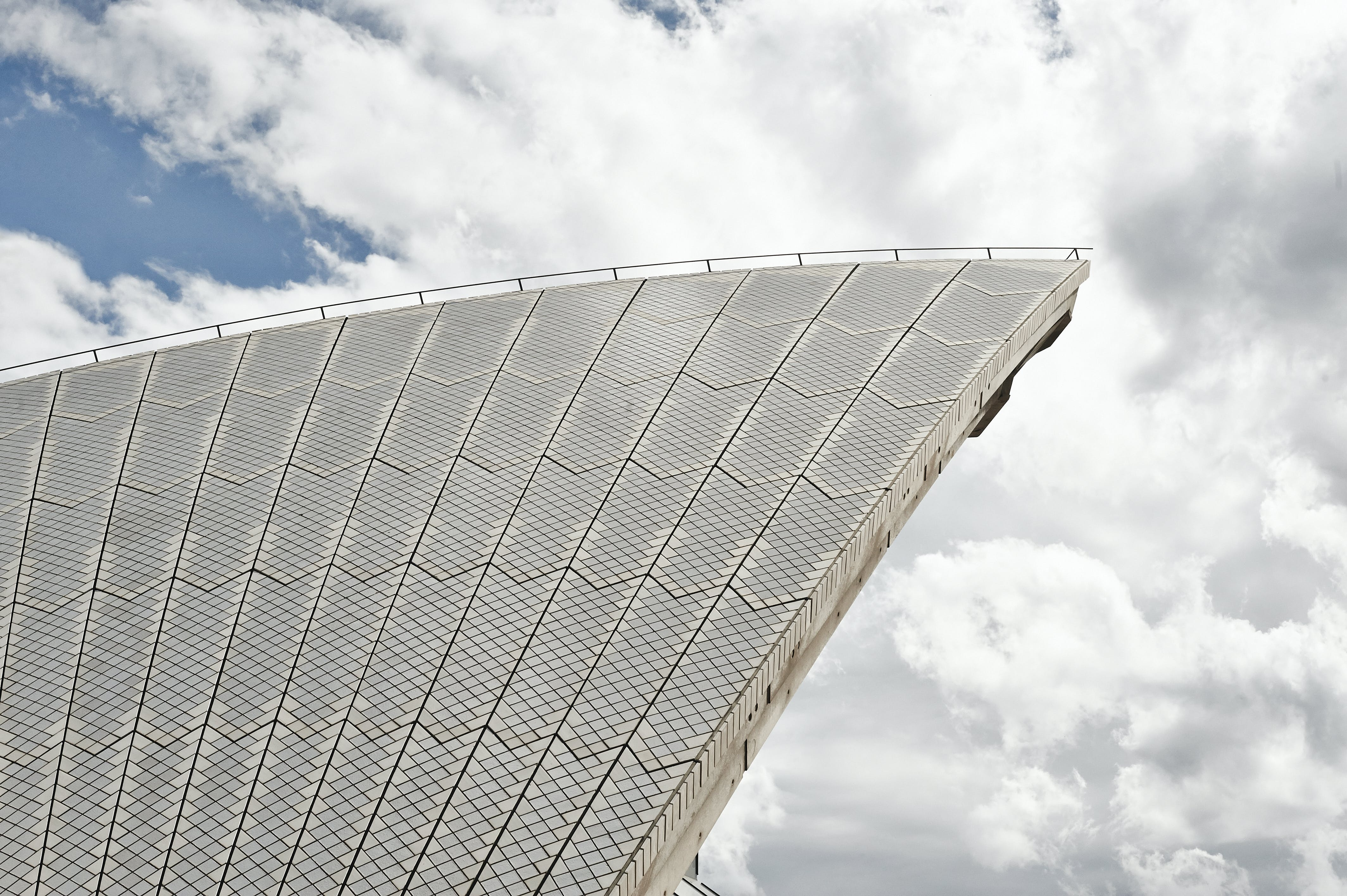 Free stock photo of building, sydney opera house