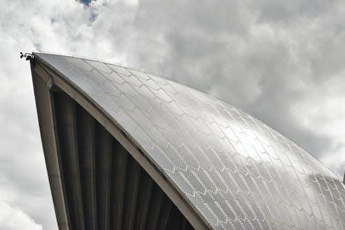 건물, 시드니 오페라 하우스의 무료 스톡 사진