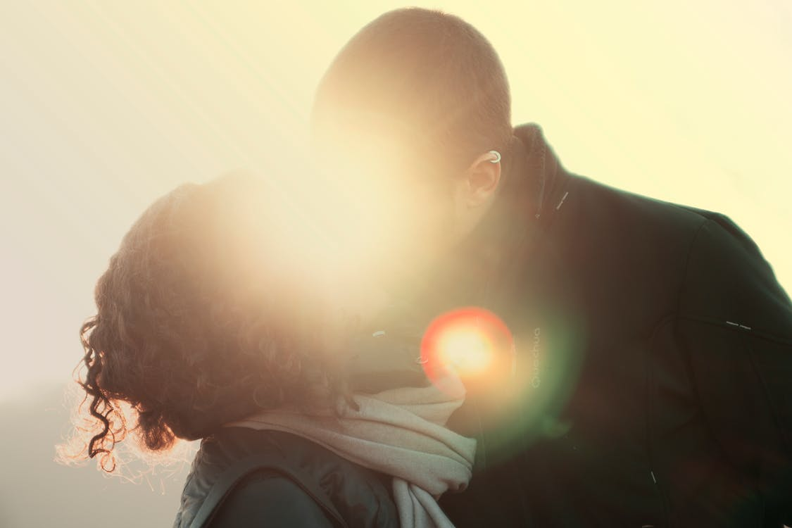 Free stock photo of amour, couple, date