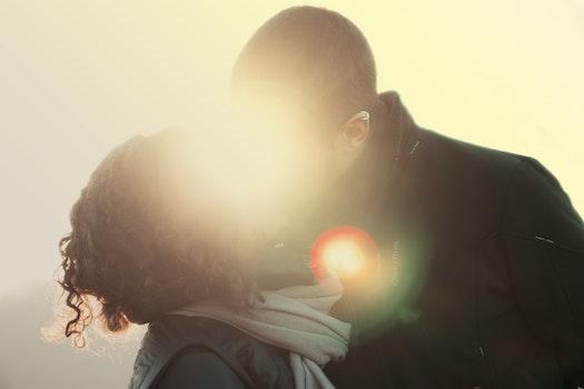 Free stock photo of couple, love, people, romantic