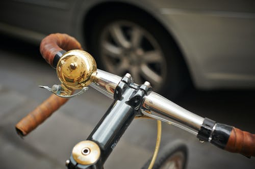 Brass Bicycle Bell